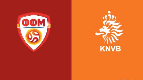 欧洲杯分析:荷兰vs北马其顿