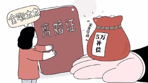 """北京离婚律师张荆:全职太太离婚到底能获得多少""""家务补偿""""?"""
