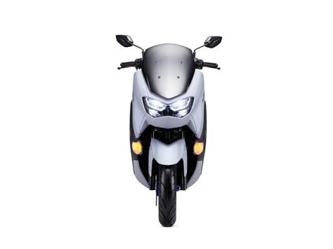 雅马哈 Yamaha2021N MAX 155TCS版2021雅马哈NMAX155 TCS版整车展示