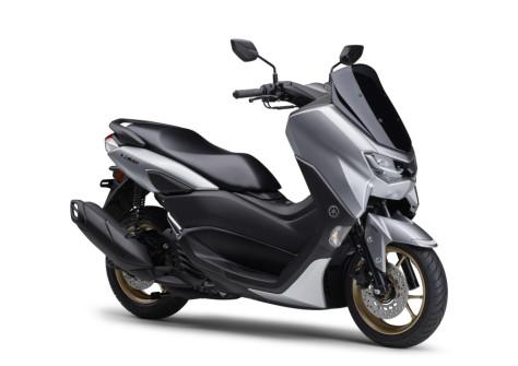 雅马哈 YamahaNMAX 1252021款NMAX 125 ABS整车展示