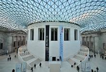 大英博物馆内部
