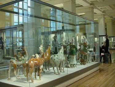 大英博物馆之中国馆