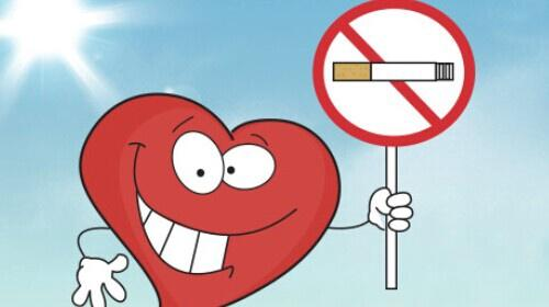 快问与您相约,拒绝香烟之害