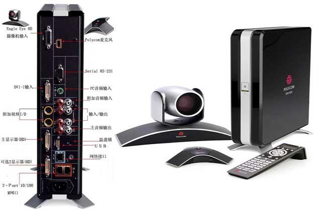 宝利通视频会议HDX7000系列