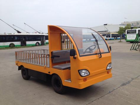 扬子江电动平板货车3吨