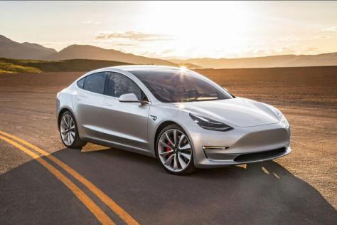 特斯拉Tesla MotorsModel 3