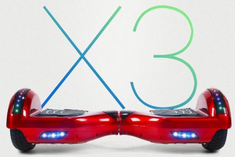 阿尔郎X3